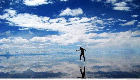 Солончак Уюни, юго-запад Боливии