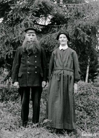Жизнь обычных шведов в 1930-х годах.