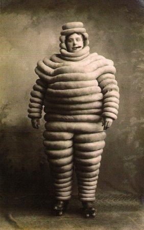 Первый человек Michelin